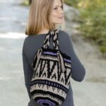 Bolso ganchillo o crochet