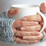 Patrón Mitones o guantes sin dedos a crochet