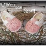 Zapatitos Bicolor para bebés