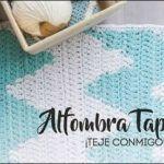 DIY Alfombra trapillo zigzag