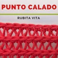 DIY Punto calado crochet