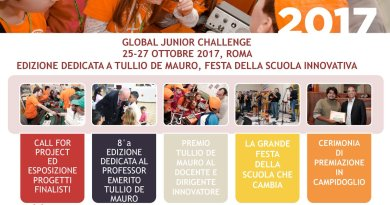 BULLISMO: LA STARTUP MABASTA IN FINALE AL GLOBAL JUNIOR CHALLENGE
