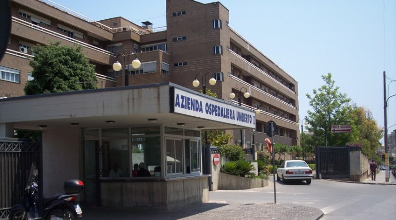 Siracusa, guardia giurata picchiata all'ospedale Umberto I