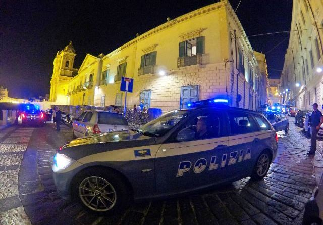 Noto: La polizia effettua servizio straordinario di controllo del  territorio - Canale 8 NEWS