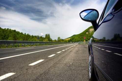 Sicurezza stradale, interventi alla Targia