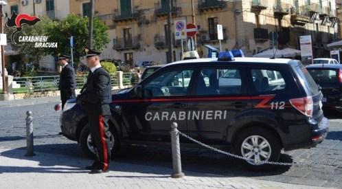 I carabinieri sventano furto di carburante