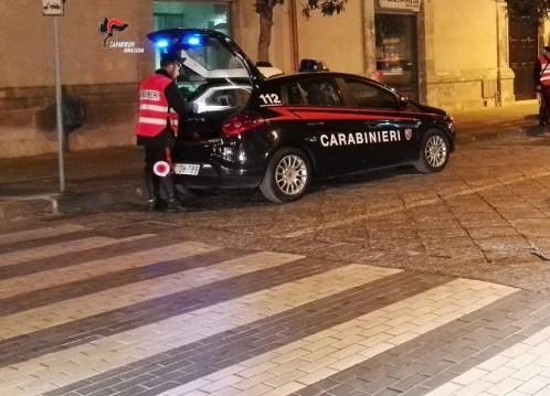 Attività dei carabinieri per contrastare lo spaccio di droga