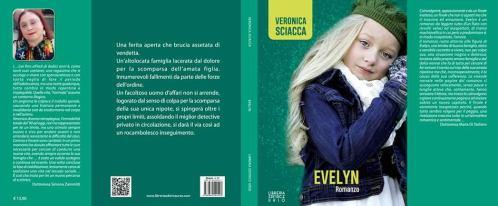 """""""Evelyn"""" il romanzo di Veronica Sciacca sarà presentato al Majorana di Avola"""