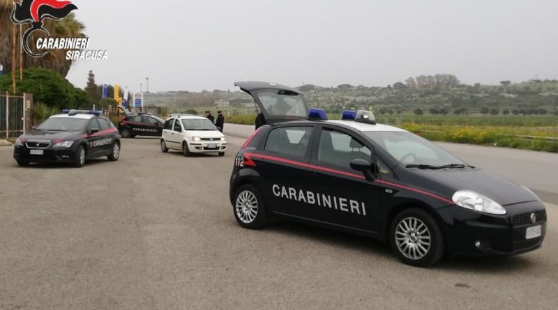 Controlli a tappeto dei Carabinieri durante le festività