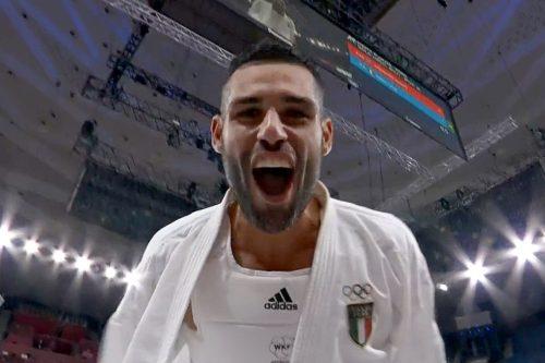 LUIGI BUSA' CAMPIONE OLIMPICO alle Olimpiadi Tokio 2020