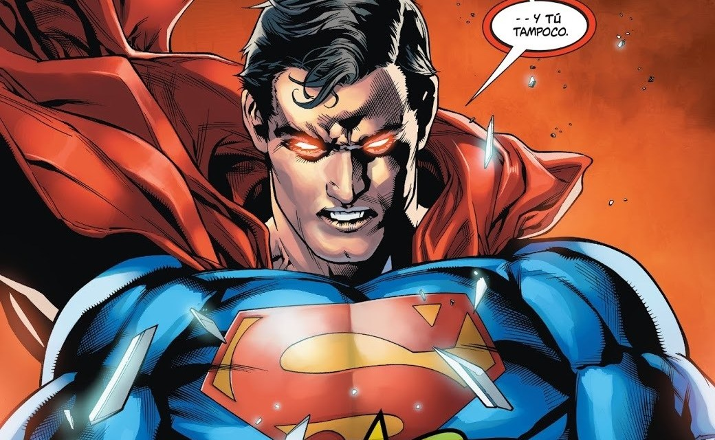 Action cómics: Luthor debe morir