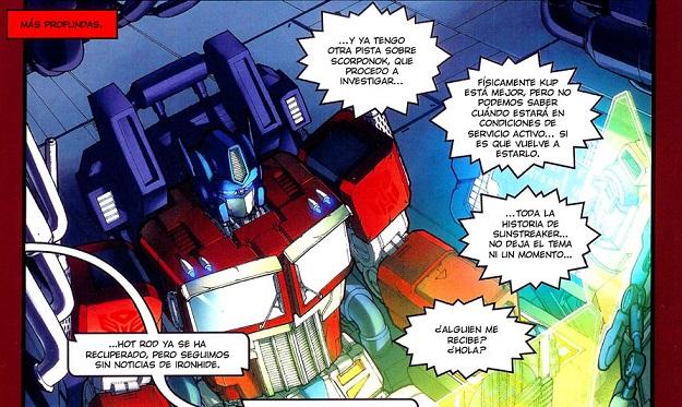 [Transformers 15] Spotlight Optimus Galvatron