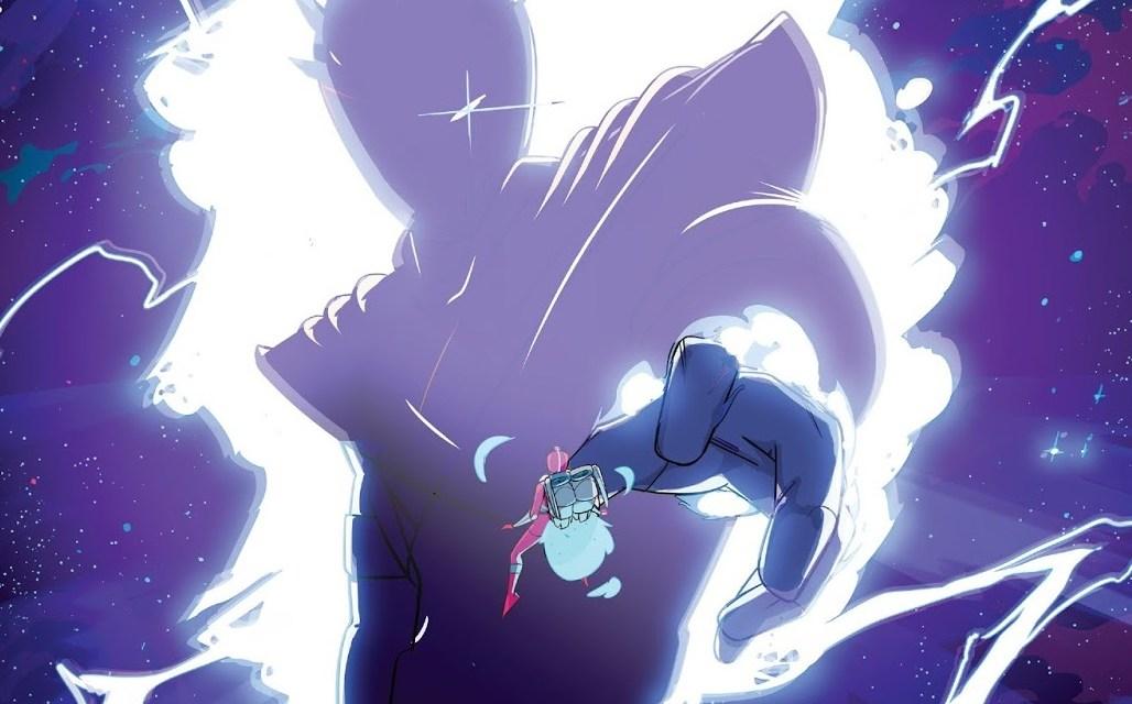 [Power Rangers Shattered grid 01] El mundo en mil pedazos