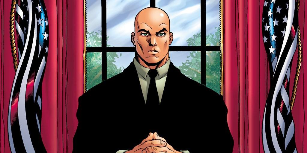 Lex Luthor será parte de Supergirl