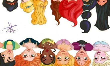 Princesas: Patrones sociales y cambios de paradigmas