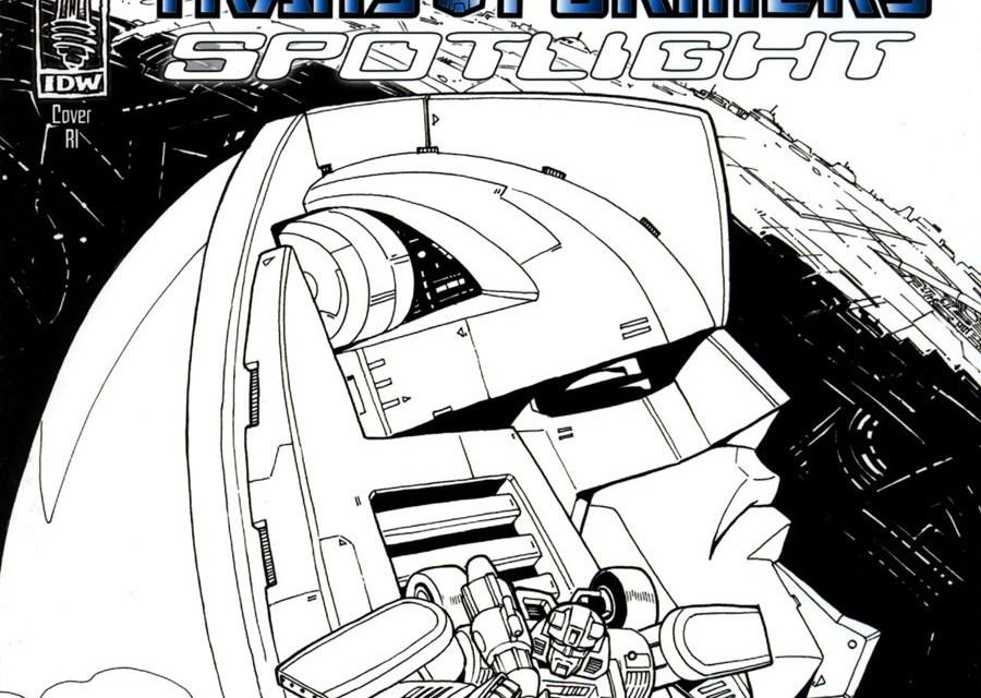 [Transformers 18] Spotlight Mirage & Grimlock