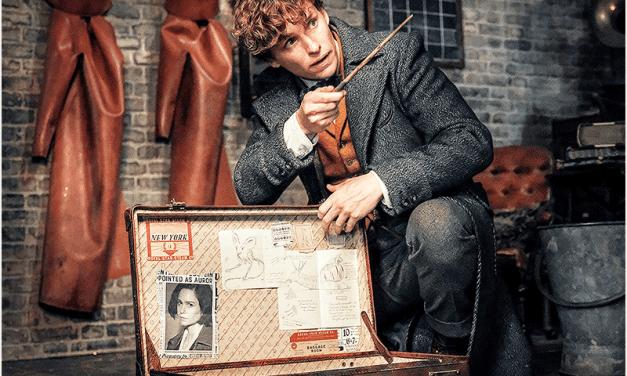 Las conexiones entre los crímenes de Grindelwald y Harry Potter según Eddie Radmayne
