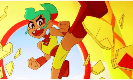¡Golpea duro Hara! se estrena este sábado por Cartoon Network