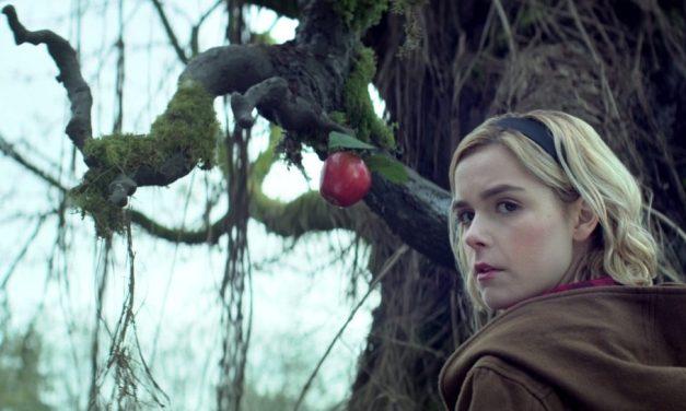 El especial navideño del mundo oculto de Sabrina se presenta con las siguientes imágenes