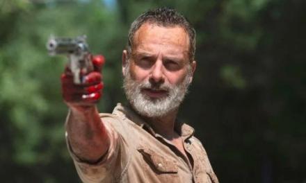 La historia de Rick Grimes continuará en tres películas de TWD