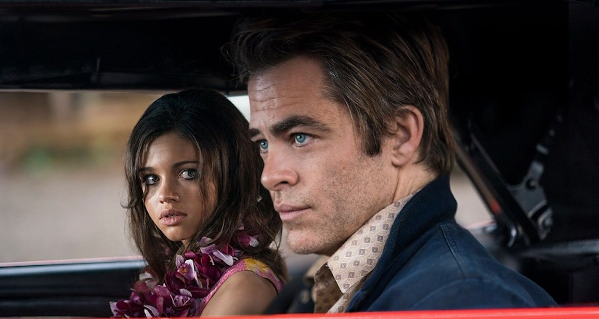 Chris Pine y Patty Jenkins juntos de nuevo en el tráiler de I am the Night