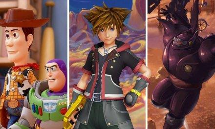 El tráiler final de Kingdom Hearts 3 y su fecha de lanzamiento