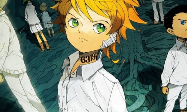 "El tráiler de ""The Promised Neverland"""
