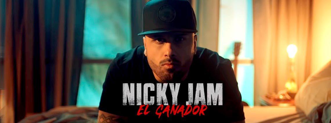 Lo nuevo de Netflix, Nicky Jam: el ganador