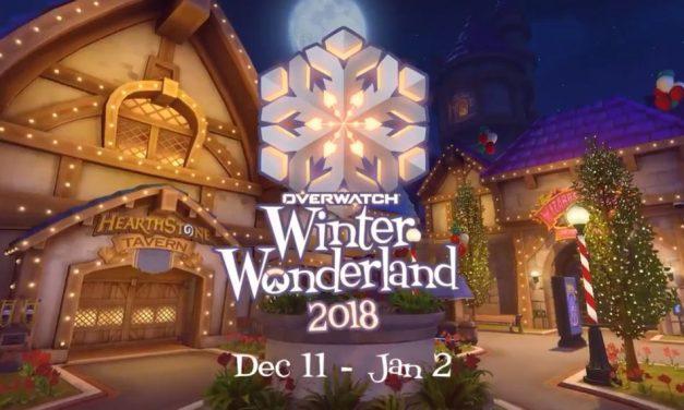 ¡Winter Wonderland vuelve a Overwatch!