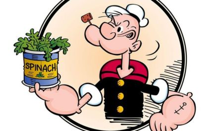 La nueva serie animada de Popeye