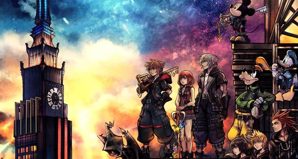 El nuevo DLC de Kingdom Hearts III