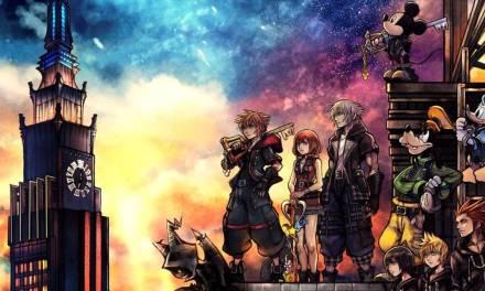 Kingdom Hearts III te pone al día con estos nuevos videos