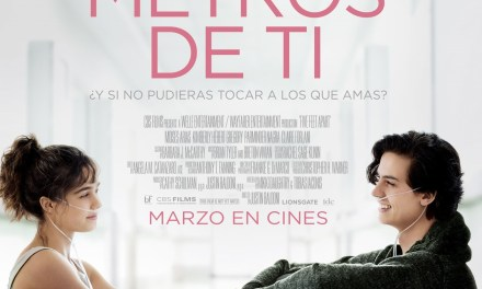 Romance para Marzo: A Dos Metros de Ti