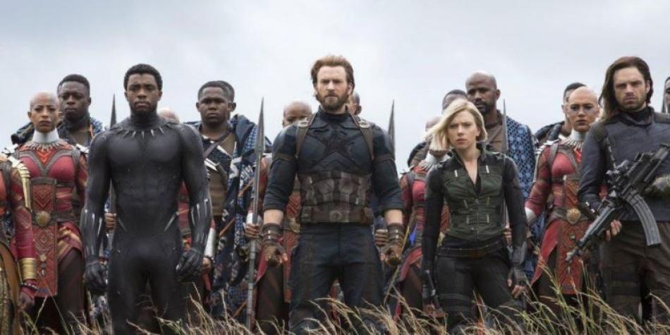 Avengers: Infinity war se estrenará este 12 de enero por HBO