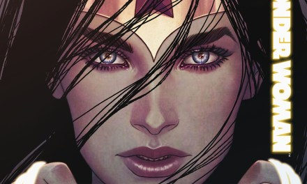 [Wonder woman] Perfección y lágrimas