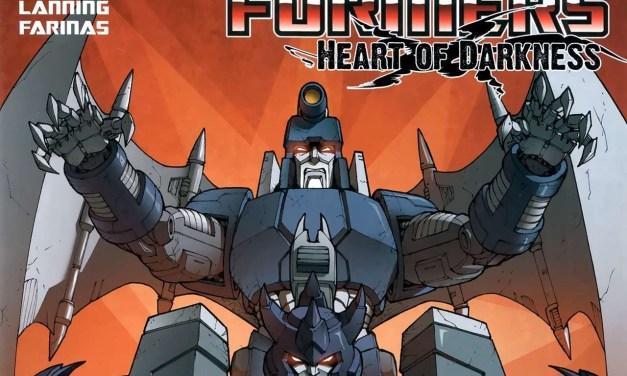 [Transformers] Heart of darkness 1 & Spotlight Prowl