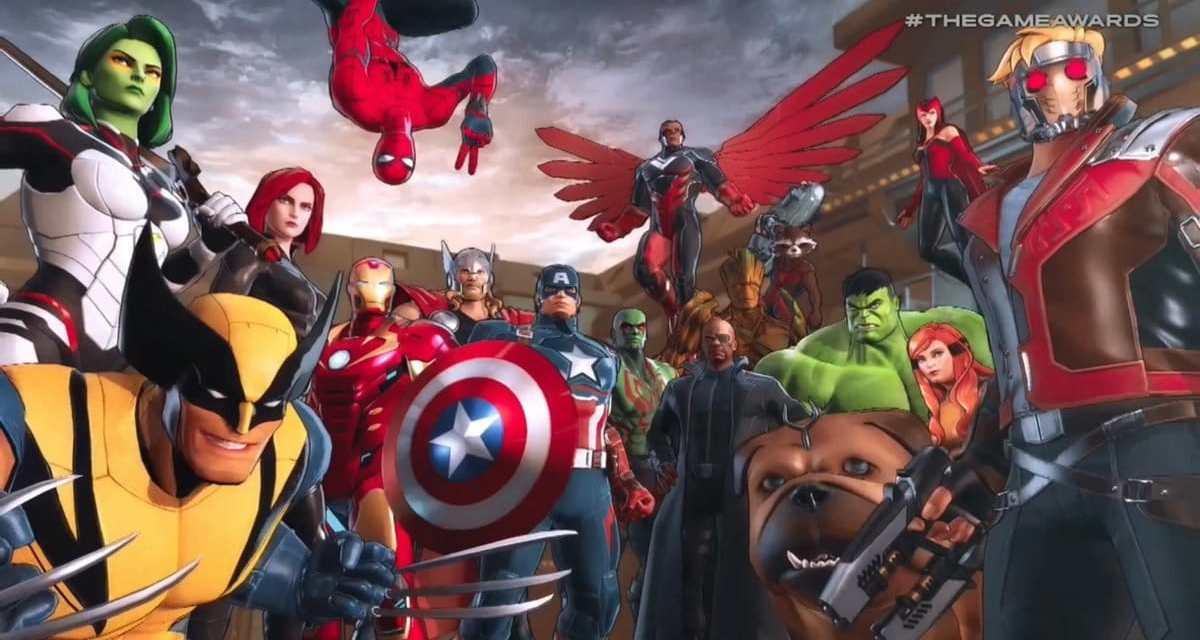 El tráiler de Marvel Ultimate Alliance 3 para Nintendo Switch
