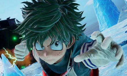 ¡¡PLUS ULTRA!! Deku se une a la acción en JUMP Force