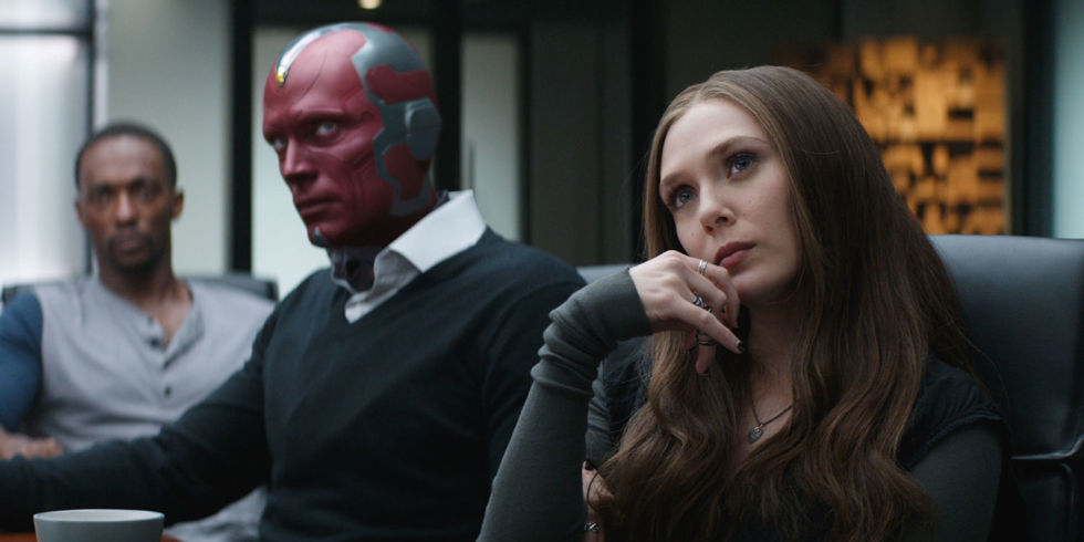 La apuesta se llamará Vision and Scarlet Witch