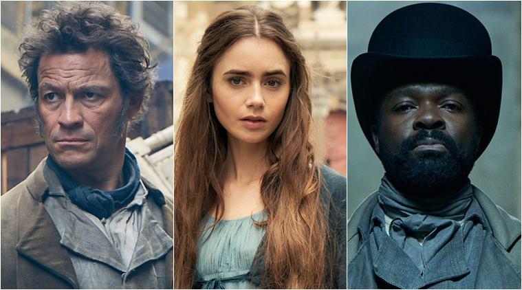 El primer tráiler de Los miserables, la nueva serie de la BBC