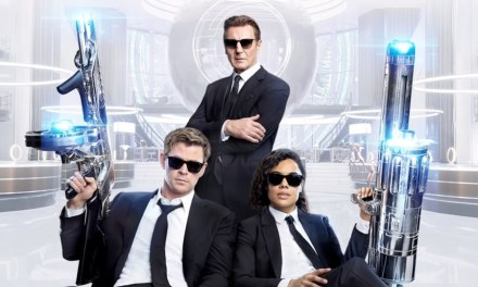 Mira el Tráiler de MIB: International y afiche