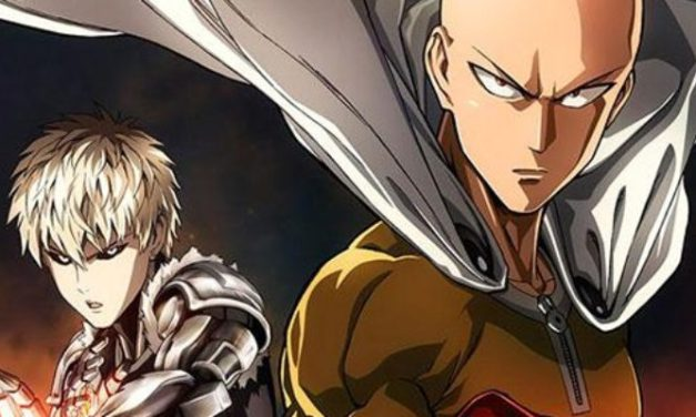 El primer vistazo a One Punch Man: A hero nobody knows
