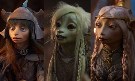 El impresionante elenco de The Dark Crystal: Age of Resistance