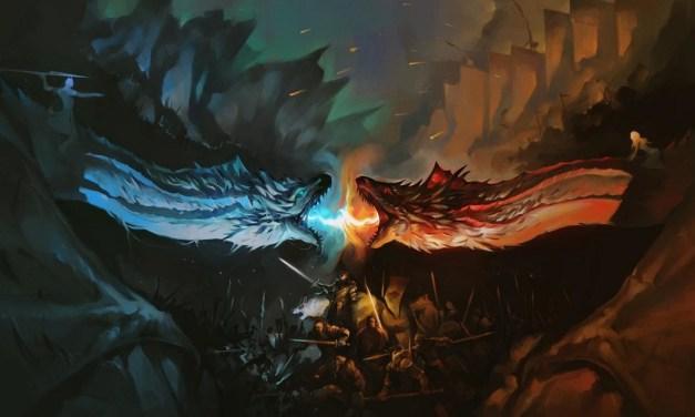 El enfrentamiento de hielo y fuego es el foco del teaser de Game of Thrones