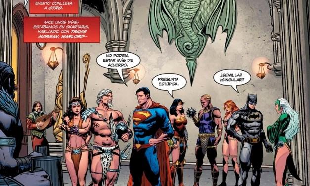 [DC Universe] Trinity: en Skartaris