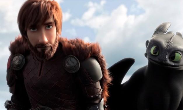 """[Reseña] """"Cómo Entrenar a tu Dragón 3"""": el cierre perfecto a una saga redondita"""