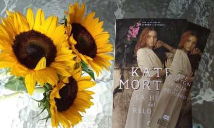 [Reseña- Libro] La hija del relojero de Kate Morton