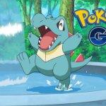 Totodile será el protagonista del nuevo día de la comunidad en Pokémon GO