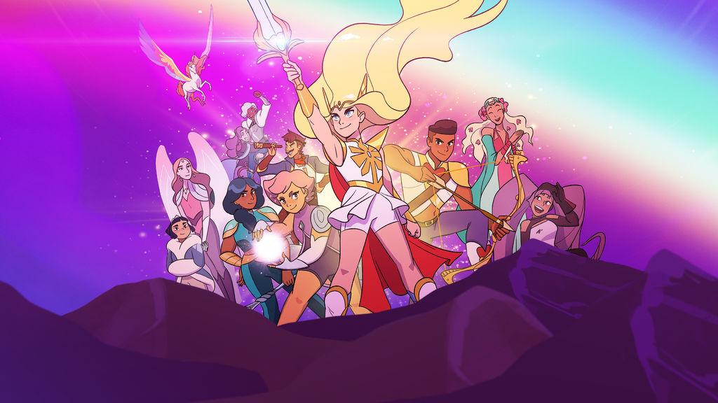 She-Ra y las princesas del poder: La quinta temporada será la última