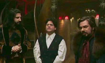 Un nuevo teaser de la serie What we do in the shadows